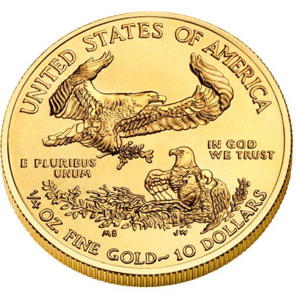 gold-eagle-1-4-oz-reverse